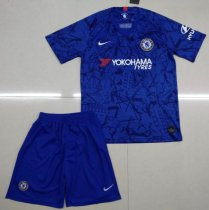 Chelsea 19/20 Home Soccer Jersey and Short Kit