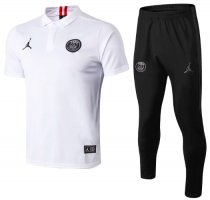 Paris Saint-Germain 19/20 Polo and Pants - 002
