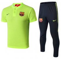 Barcelona 19/20 Polo and Pants - 002