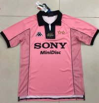 Thai Version Juventus 1997-1998 Retro Away Soccer Jersey