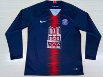 Thai Version 19/20 LS Paris Saint-Germain Notre Dame de Paris Souvenir Edition Jersey
