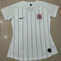 Thai Version Corinthians 19/20 Women's Home Soccer Jersey