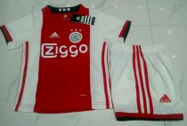 Ajax 19/20 Kids Home Soccer Jersey and Short Kit