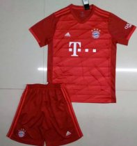 Bayern Munich 19/20 Home Soccer Jersey and Short Kit