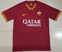 Thai Version AS Roma 19/20 Home Soccer Jersey