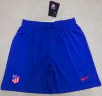 Thai Version Atletico Madrid 19/20 Home Soccer Shorts