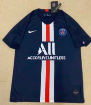 Thai Version Paris Saint-Germain 19/20 Home Soccer Jersey