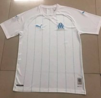 Thai Version 19/20 Olympique Marseille Home Soccer Jersey