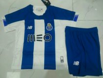 FC Porto 19/20 Kids Home Soccer Jersey and Short Kit