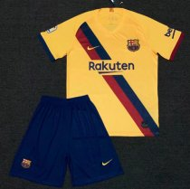 Barcelona 19/20 Away Soccer Jersey and Short Kit