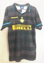 Thai Version Inter Milan 1997-1998 Retro Soccer Jersey