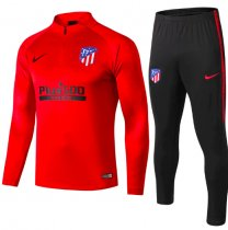 Atletico Madrid 19/20 Training Top and Pants - Red