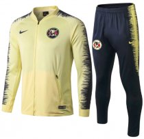Club América 18/19 Jacket and Pants - 001