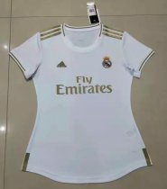 Thai Version Real Madrid 19/20 Women's Home Soccer Jersey