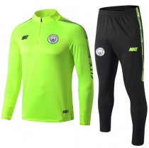 Manchester City 19/20 Soccer Training Top and Pants