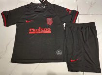 Atletico Madrid 19/20 Kids Away Soccer Jersey and Short Kit