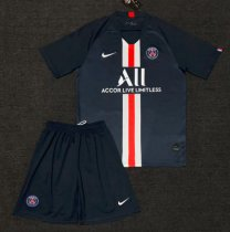 Paris Saint-Germain 19/20 Home Soccer Jersey and Short Kit