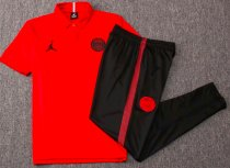 Paris Saint-Germain 18/19 Polo and Pants - 006