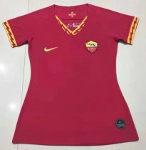 Thai Version AS Roma 19/20 Women's Home Soccer Jersey