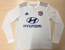 Thai Version Olympique Lyonnais 19/20 LS Home Soccer Jersey
