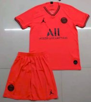 Paris Saint-Germain 19/20 Away Soccer Jersey and Short Kit