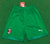 Thai Version AC Milan 19/20 Goalkeeper Soccer Shorts