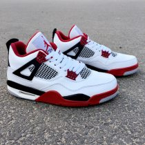 Air Jordan 4 Fire Red men size 7-13