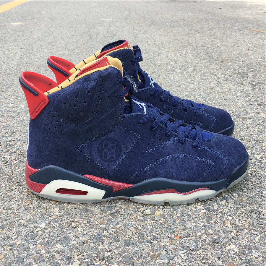 new styles 33eaf 3fee7 Air Jordan 6 Retro DB Doernbecher size 7-13. Loading zoom