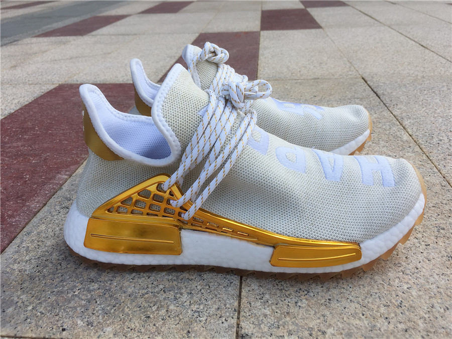 b5672d4720e66 Pharrell Williams x adidas Originals Hu NMD HAPPY size 5-12 Item NO  F99762