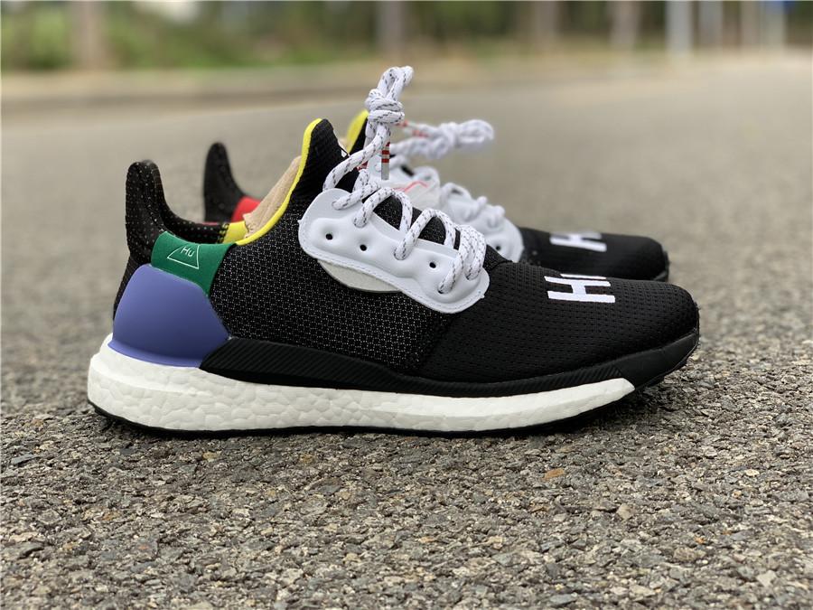 3ec0f06adc625 US  85 - Adidas Solar HU Glide M black size 7-12 - www.topchen123.com