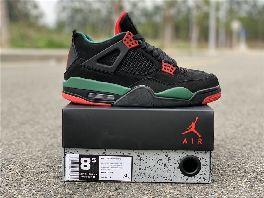 san francisco 5212f 94f7c Air Jordan 4 Retro Gucci size 7-12