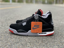 "Air Jordan 4 ""Bred"" men size 7-13"