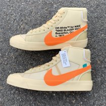 Nike Blazer Mid Off-White  All Hallows Eve  size 5-11