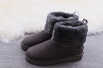 UGG Fluff Mini Quilted grey size 5-9