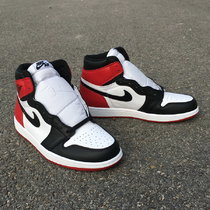 Air Jordan 1 High Black Toe AJ1 size 7.5-13