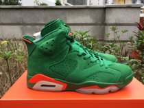 "Air Jordan 6 ""Gatorade"" size 7.5-13"