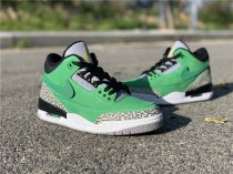 Air Jordan 3 Tinker Oregon Ducks PE size 8-13