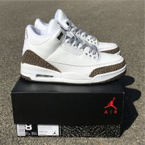 Air Jordan 3 Mocha men size 7-13