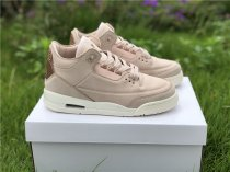 "Air Jordan 3 NRG""Rose Gold"" size 5-10"