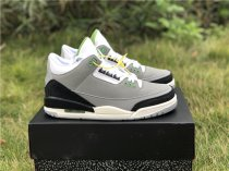 "Air Jordan 3 ""Chlorophyll"" men size 7-13"