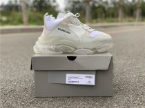 Balenciaga Triple-S Clear Sole Trainers white size 5-11