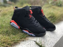 Air Jordan 6 'Black Infrared' women size 4Y-7Y