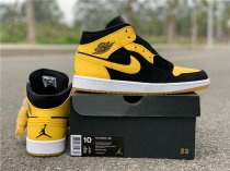 "Air Jordan 1 Mid ""New Love"" men size 7.5-12"