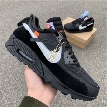 Off-White Nike Air Max 90 Black SIZE 5.5-12