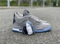 "Air Jordan 4 ""Georgetown Hoyas"""