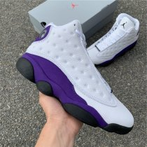 "Air Jordan 13 ""Lakers Rivals"""