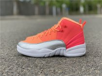 "Air Jordan 12 GS ""Hot Punch"""