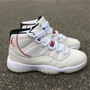 "Air Jordan 11 ""Platinum Tint"" women size 4Y-6.5Y"