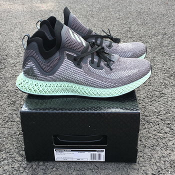 Adidas AlphaEdge 4D LTD grey men size 7-10