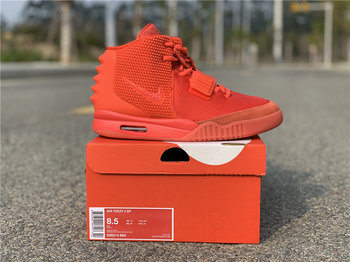 "Nike Air Yeezy 2 ""Red"""